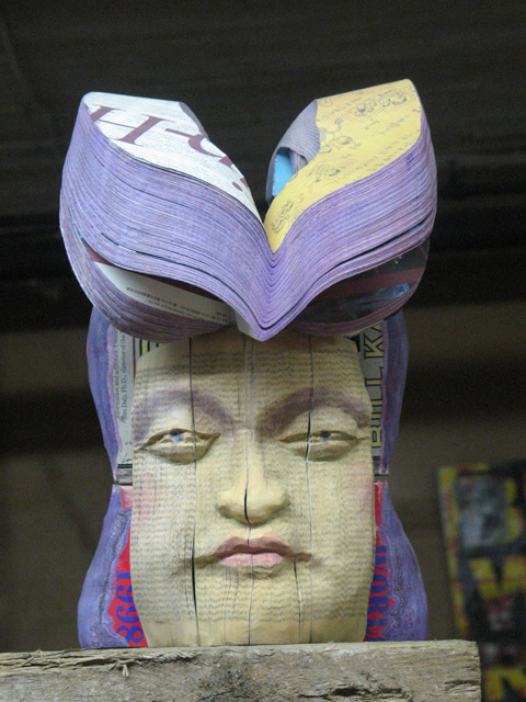 sculpture work of east and west essay
